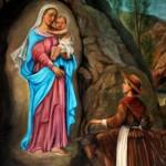 Aparición Virgen de Laus (ft img)