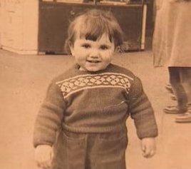 Tim Guènard niño