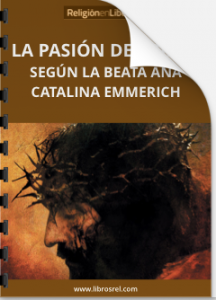 Portada Libro La Pasión de Cristo