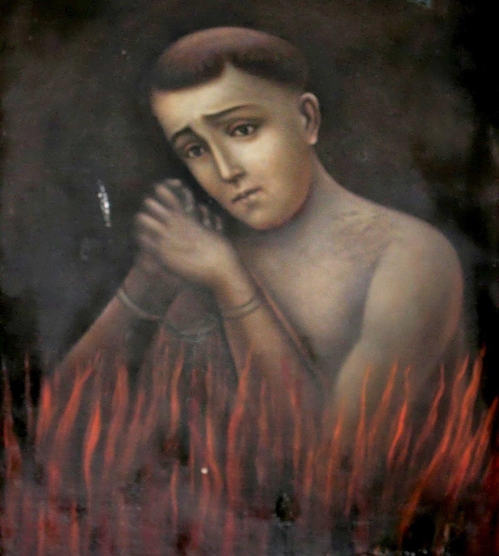 Resultado de imagen para  purgatorio