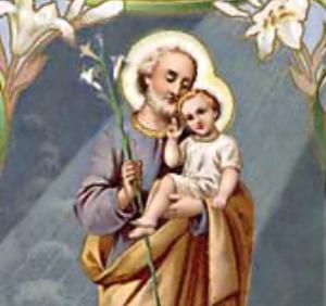 San José y el niño (ft img)