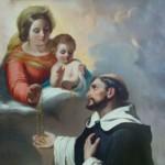 Santo Domingo y el rosario (ft img)
