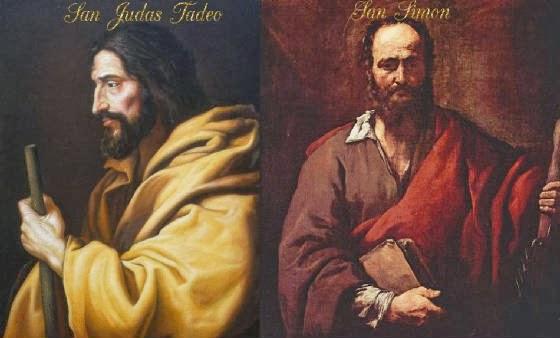 San Judas Tadeo y Simón