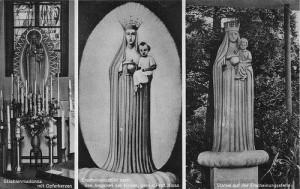 Estatua de Nuestra Señora de Heede