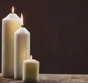 tres velas (ft img)
