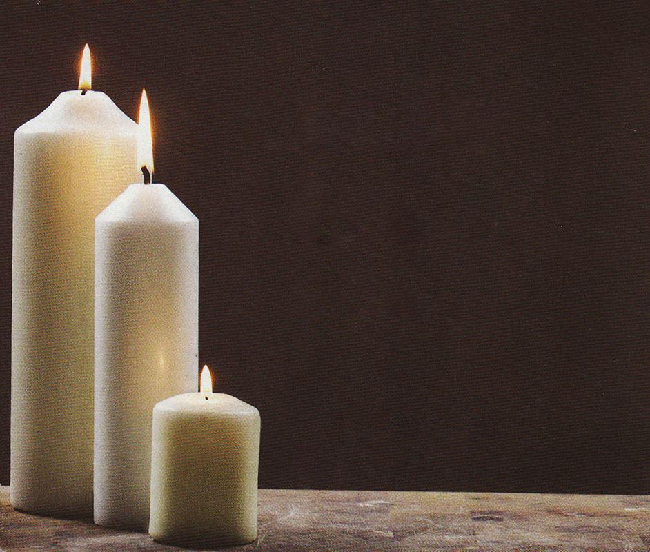 imagen tres velas