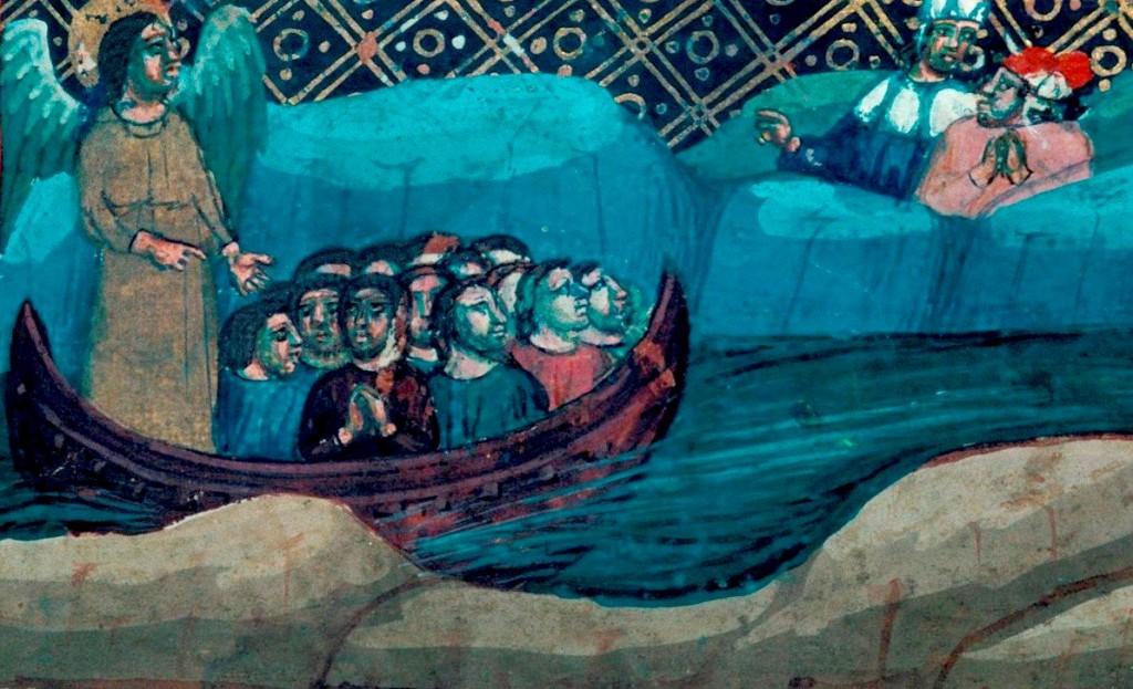 Nave del purgatorio