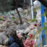 Ante la Virgen en Medjugorje (ft img)