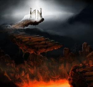 Cielo, infierno, purgatorio (ft img)