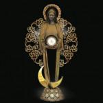 Imagen Virgen Custodia JMJ Panamá (ft img)