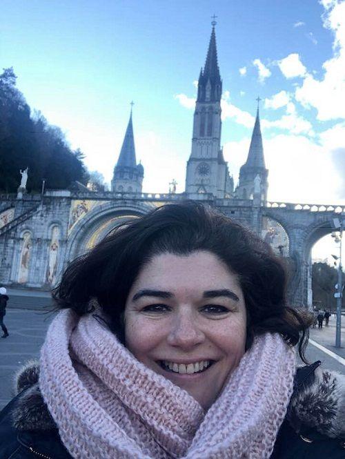 Maryel - Virgen de Lourdes