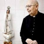 Padre Amorth y la Virgen María (ft img)