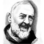 Padre Pio B&N (ft img)