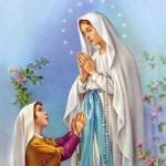 Virgen de Lourdes 3 (ft img)