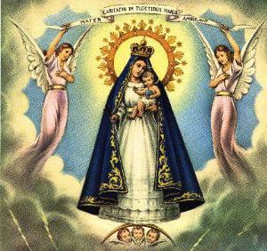 Virgen de la Caridad del Cobre (ft img)