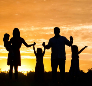 familia en paz (ft img)